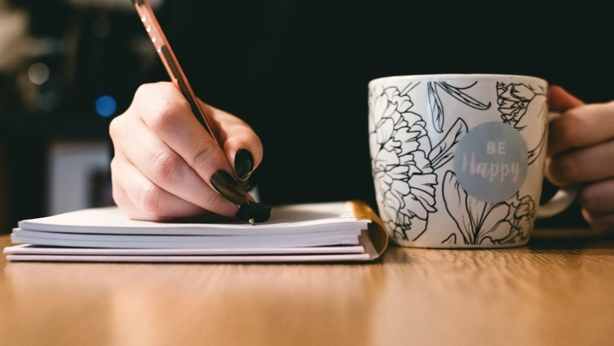 How Writing a Book Can be Cathartic